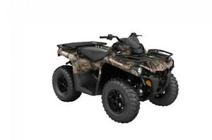 2018 Can-Am Outlander™ DPS™ 450 - Break-Up Country Camo®