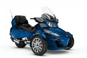 2018 Can-Am SPYDER RT LIMITED 13