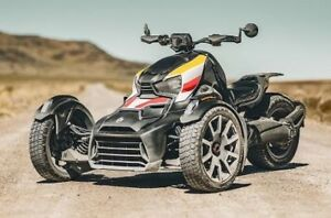 2019 Can-Am RYKER Rally Edition Rotax 900 - Exclusive Panels