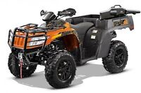 2016 Arctic Cat TBX 700 EPS Special Edition