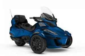 2018 Can-Am Spyder® RT Limited SE6 - Dark Trim