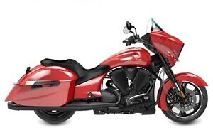 2016 Victory Motorcycles Cross Country® - Havasu Red Pearl