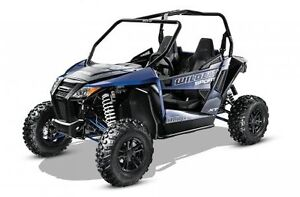 2015 Arctic Cat Wildcat Sport XT