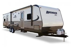 2016 Prime Time Manufacturing Avenger ATI Travel Trailer 27DBS