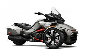 2016 Can-Am Spyder® F3-T SE6 w/Audio System