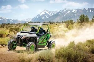 2018 Textron Off Road Formally Arctic Cat New Wildcat Sport Limi