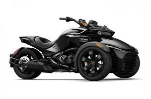 2017 Can-Am Spyder® F3 SM6