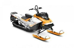 2017 Ski-Doo Summit X 850 E-TEC 165 ES Orange Crush & White