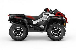 2017 Can-Am Outlander™ X® mr 1000R London Ontario image 4