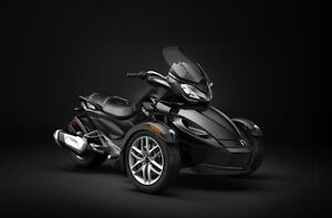 2015 Can-Am SPYDER ST SE5