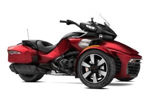 2017 Can-Am Spyder® F3-T SE6