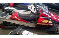 "2004 Arctic Cat Mountain Cat 900 159"" EFI"
