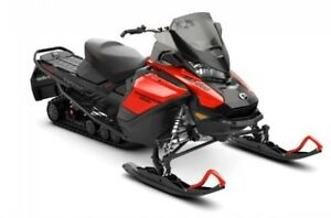 2019 Ski-Doo Renegade Enduro 600R E-TEC Lava Red & Black