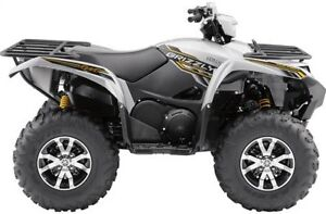 2017 Yamaha 700 GRIZZLY EPS SE