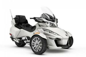 2018 Can-Am Spyder RT Limited SE6 - Chrome Trim