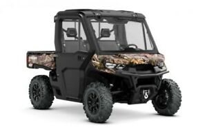 2019 Can-Am Defender XT™ CAB HD10 - Break-Up Country Camo®