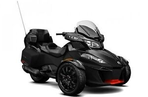 2016 Can-Am SPYDER RT-S SPECIAL SERIES SE6