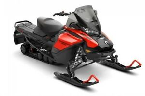 2019 Ski-Doo Renegade Enduro 900 ACE Lava Red & Black