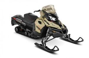 2017 Ski-Doo Renegade® Enduro™ 600 H.O. E-TEC®