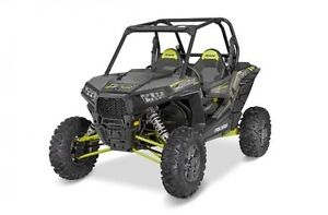 2016 Polaris Industries RZR XP® 1000 EPS - Titanium Matte Metall