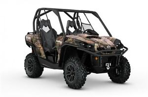 2017 Can-Am Commander™ XT™ 1000 - Break-Up Country Camo®