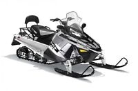 2016 Polaris Industries 550 INDY® LXT Turbo Silver International
