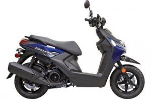 2019 Yamaha BWs 125