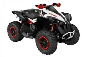 2016 Can-Am Renegade® X® xc 850