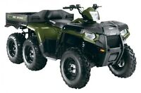 2014 Polaris Industries Sportsman® Big Boss® 6x6 800 EFI