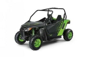 2018 Textron Off Road Formally Arctic Cat New Wildcat Trail Limi