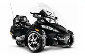 2010 Can-Am Spyder RT-S London Ontario image 6