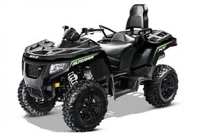 2017 Arctic Cat Alterra TRV 550 XT EPS
