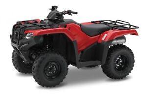 2018 Honda TRX420 Rancher - TRX420FM1