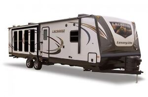 2016 Prime Time Manufacturing LaCrosse Travel Trailer 318BHS