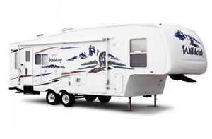 2008 Forest River, Inc. Wildcat 29RLBS