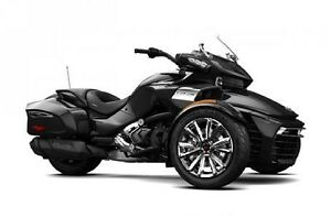 2016 Can-Am Spyder® F3 Limited SE6 London Ontario image 1