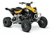 2015 Can-Am DS 450 X mx