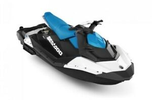 2019 Sea-Doo SPARK® 3up Rotax® 900 HO ACE™ w/iBR®, Conv. Pkg.