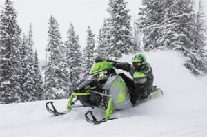 "2018 Arctic Cat ZR 8000 129"" RR ES"