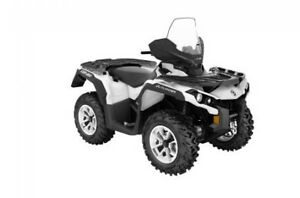 2018 Can-Am OUTLANDER 650 NORTH