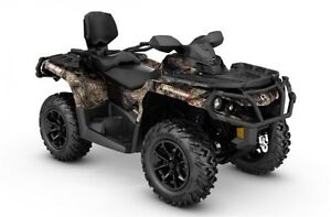 2017 Can-Am Outlander™ MAX XT™ 850 - Break-Up Country Camo®