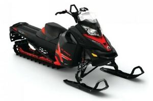 2014 Ski-Doo SUMMIT X 154 800