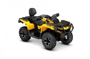 2016 Can-Am OUTLANDER 1000R XT