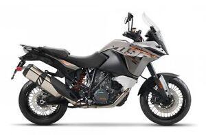 2016 KTM 1190 Adventure ABS Grey