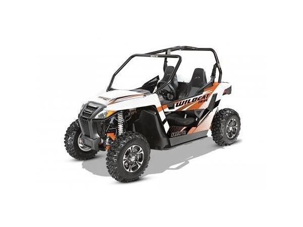 Used 2015 Arctic Cat Wildcat Trail Limited EPS
