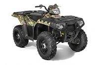 2015 Polaris Industries SPORTSMAN 850 PURSUI