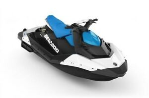 2018 Sea-Doo SPARK® 2up Rotax® 900 HO ACE™ w / iBR®, Conv. Pkg