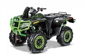 2016 Arctic Cat Mud-Pro 700 Ltd.