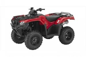 2015 Honda FourTrax Rancher - 4X4 Automatic DCT IRS EPS