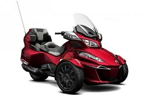2016 Can-Am Spyder RT-S London Ontario image 1